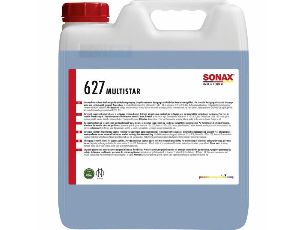 SONAX Multistar Koncentrát - APC - čistič s všestranným použitím
