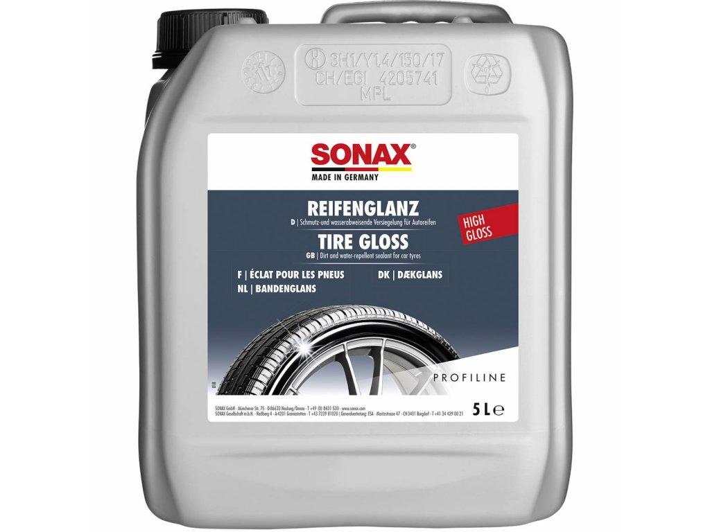 235500 sonax profiline reifenglanz 5l lesk na pneumatiky