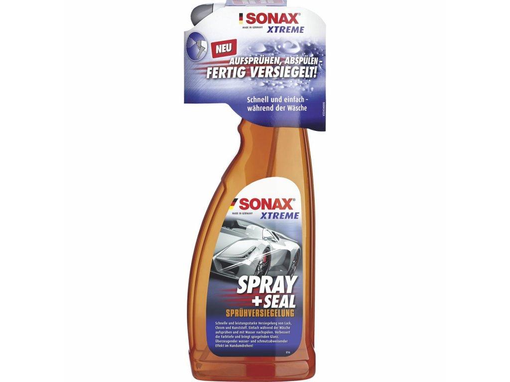 SONAX XTREME Spray & Seal 750 ml