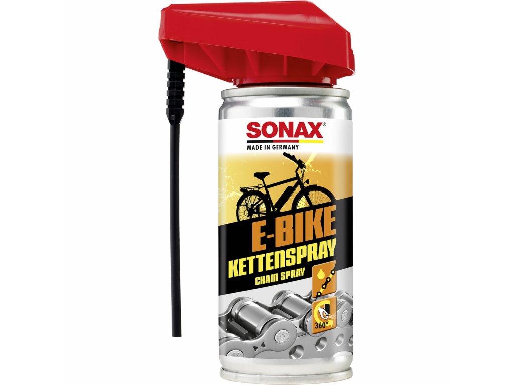 SONAX E-BIKE Sprej na řetězy elektrokol
