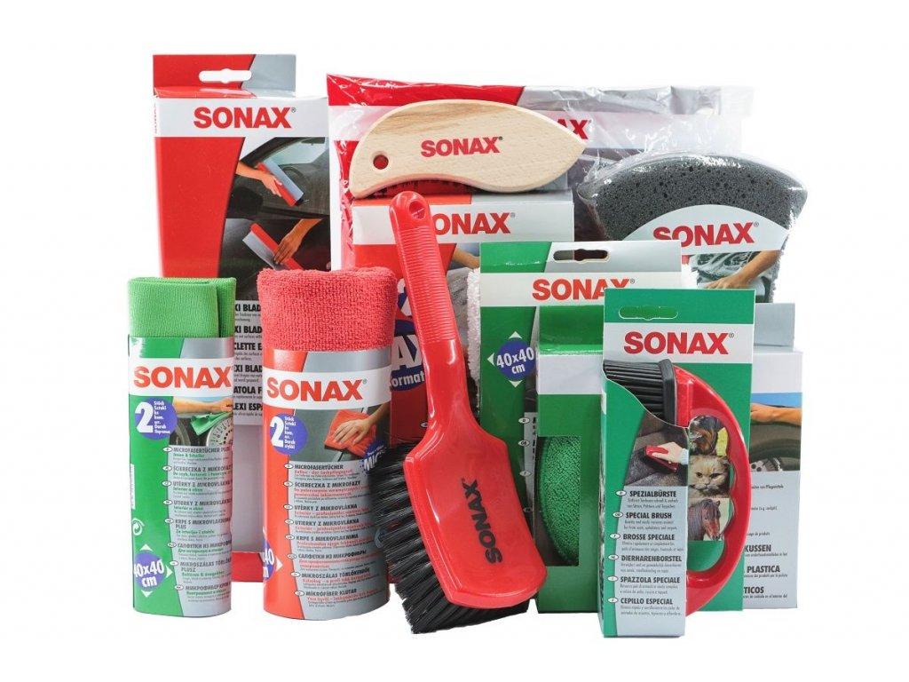 Dárková sada SONAX příslušenství