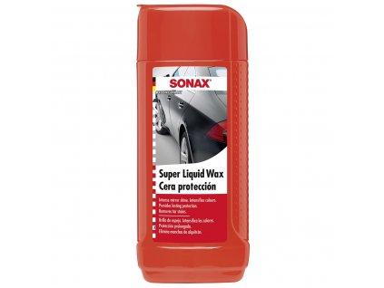 SONAX Tvrdý vosk 250ml