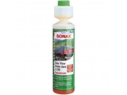 SONAX Letní kapalina do ostřikovačů koncentrát 1:100 - 250 ml