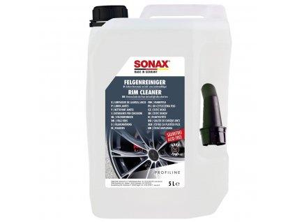 230500 sonax profiline felgenreiniger 5l odstranovac koroze cistic disku
