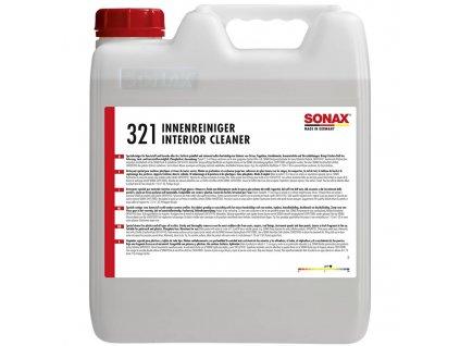 321605 sonax tepovac profiline cistic interieru 10l
