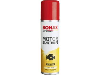 SONAX StartHilfe - pomocný prostředek pro starty
