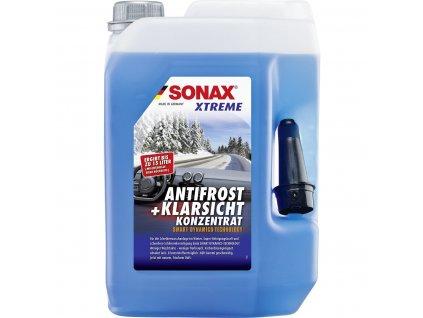 SONAX XTREME Zimní kapalina do ostřikovačů - koncentrát do -70°C