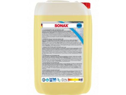 SONAX Leštící šampon se změkčovačem vody - 25 l