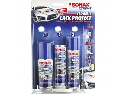 247941 sonax xtreme keramicka ochrana laku sada 240 ml