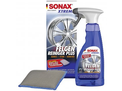 SONAX XTREME Čistič disků - dárkové balení v krabičce s houbou