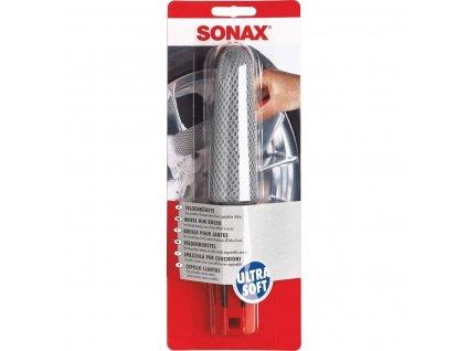 SONAX Ultra jemný kartáč na čištění disků