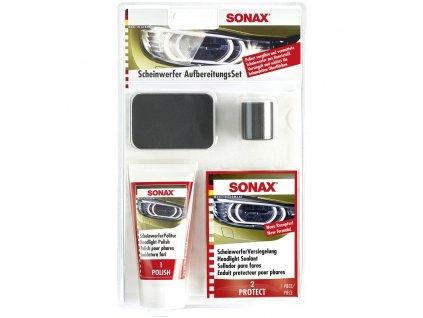 SONAX Sada na renovaci světlometů