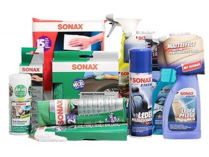 Sada autokosmetiky SONAX XTREME pro kožený interiér