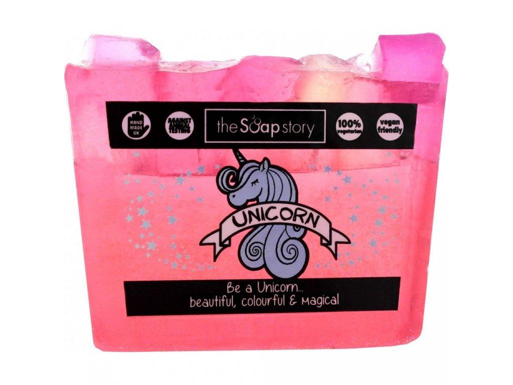 the soap story unicorn soap slice 120g p158 828 image