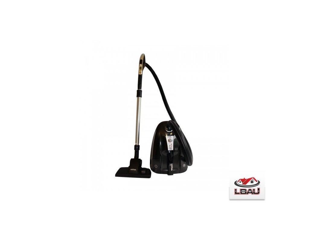 Nilfisk ELITE BMSU14P10A1 Čierna farba 128350551 - Antialergický vysávač s filtrom HEPA 14