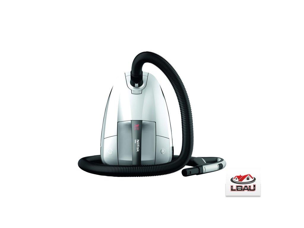 Nilfisk Select WCL13P08A1 - Biela farba 12835601 - Kvalitný vysávač pre domácnosť s filtrom HEPA 13