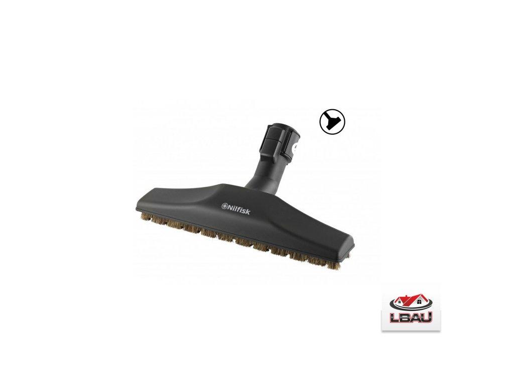 Nilfisk Hubica na pevné povrchy 128389189 prírodné vlákno Select/Elite - click fit