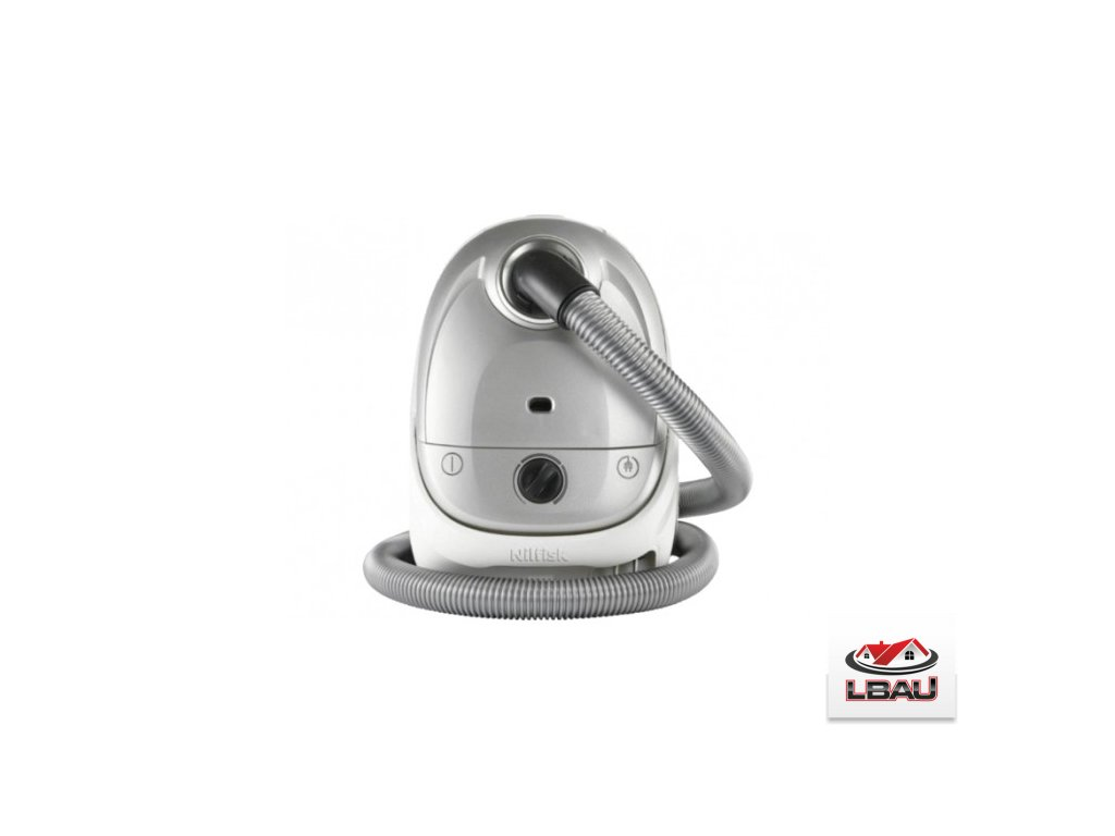 Nilfisk One GRPC13P08A - Šivá 128390122 - Kvalitný domáci vysávač s filtrom HEPA 13