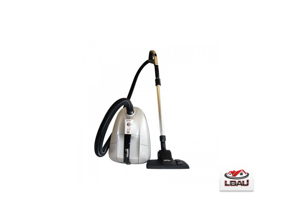 Nilfisk ELITE WCL14P08A1 Biela farba 128390130 - Antialergický vysávač s filtrom HEPA 14
