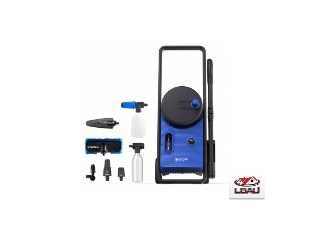 Nilfisk Core 140-6 PowerControl Car Wash 128471269 - Vysokotlakový čistič, Wapka,wap