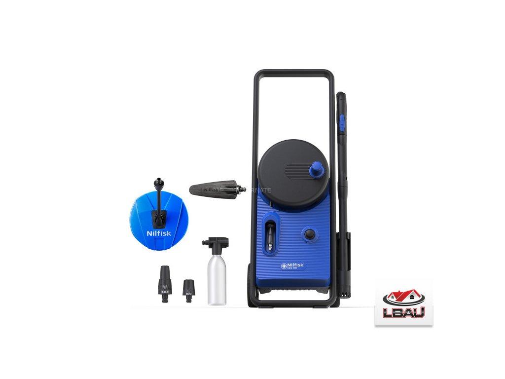Nilfisk Core 140-8 PowerControl IH PCA 128471273 - Vysokotlakový čistič, Wapka,wap