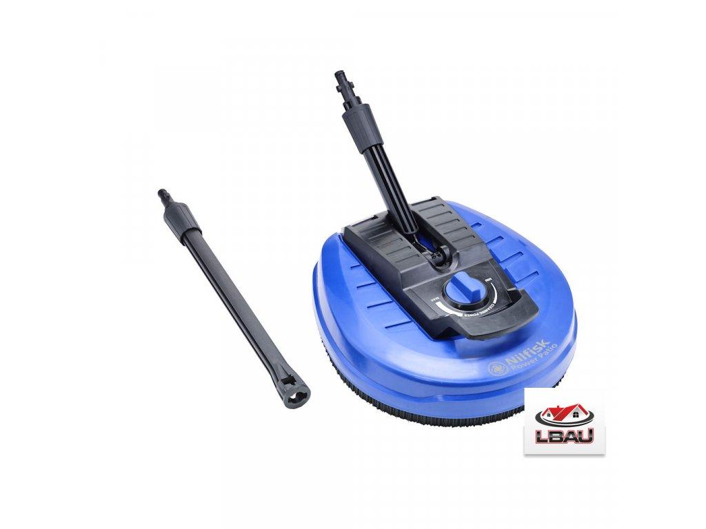 Nilfisk Power Patio Cleaner 128500955 - Čistič dlažby