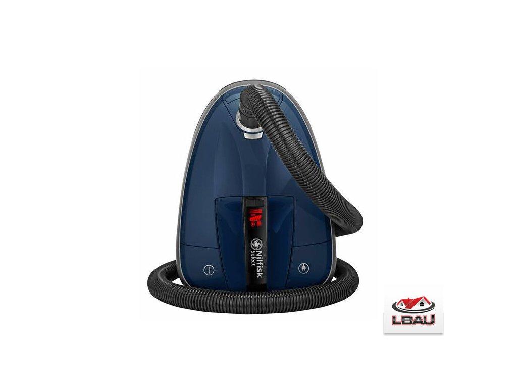 Nilfisk Select MBCO13P08A1 tmavo modrá 12890127 - Kvalitný vysávač pre domácnosť