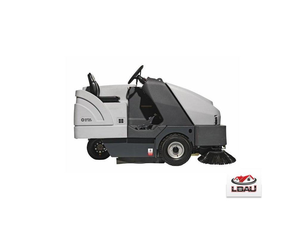 Nilfisk SR 1601 Diesel3 Maxi 13300148 - Dieselový zametací stroj