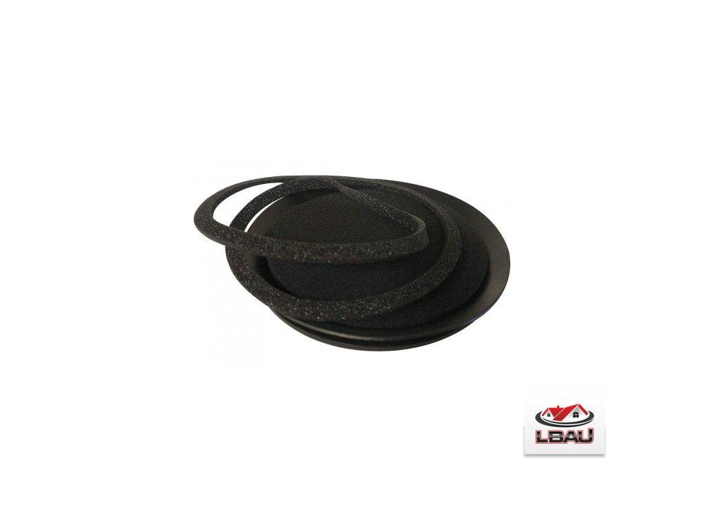 Nilfisk molitanový filter motora čierny 5ks 1401535500 pre vysávač GD930