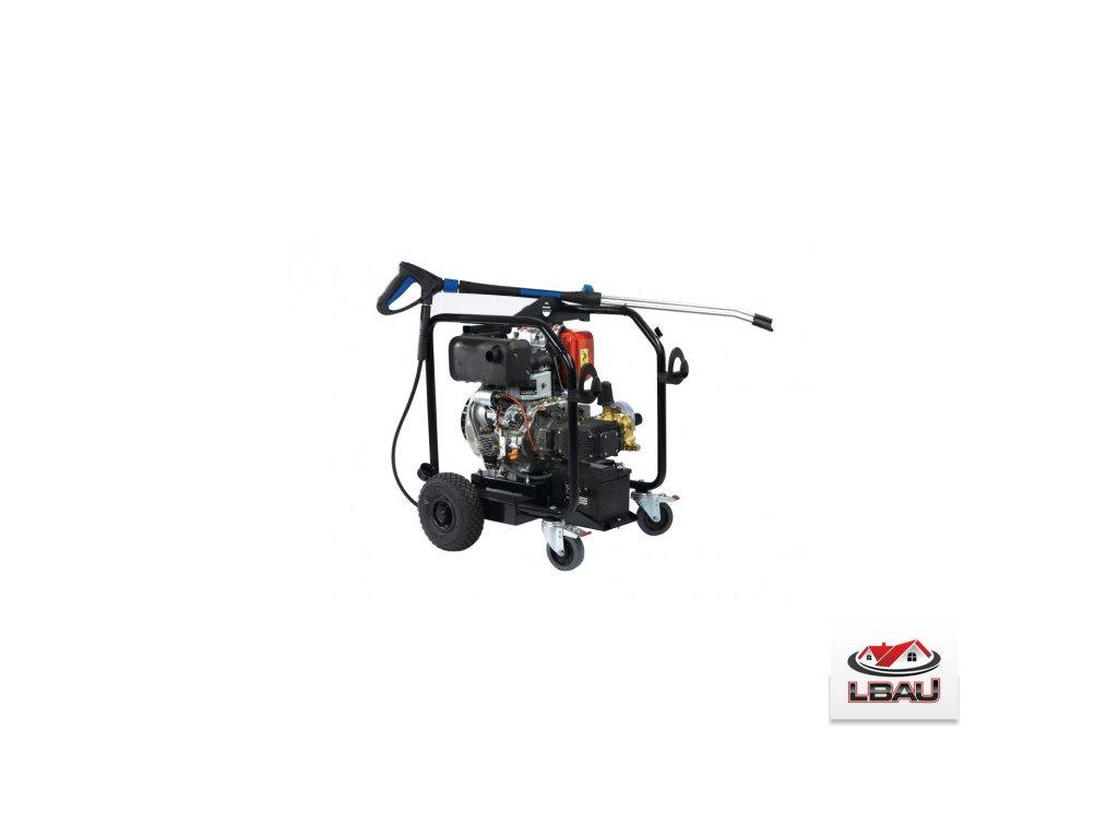 Nilfisk MC 5M-195/1000 DE 106174740 - Naftový vysokotlakový čistič WAP