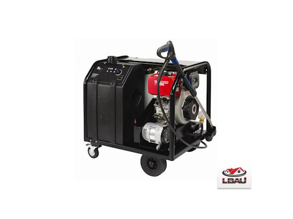 Nilfisk MH 5M-200/1000 DE 106239610  - Horúcovodný vysokotlakový čistič s naftovým motorom