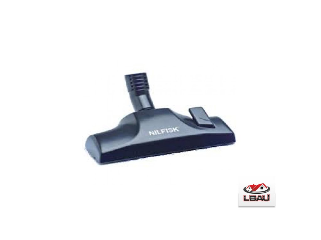 Nilfisk Podlahová hubica Combi deluxe ( clic fit ) 30050400  pre domáce vysávače Nilfisk