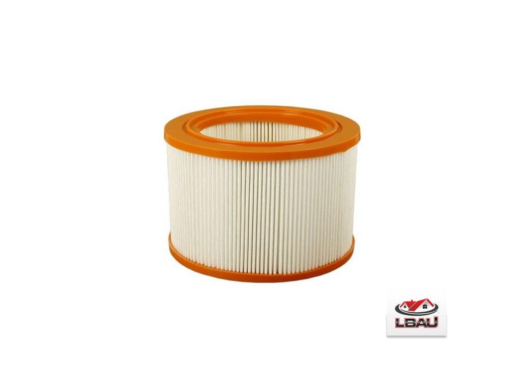 """Nilfisk PET filter Ø211 x 140mm Prachovej triedy """"M"""" 302000605"""