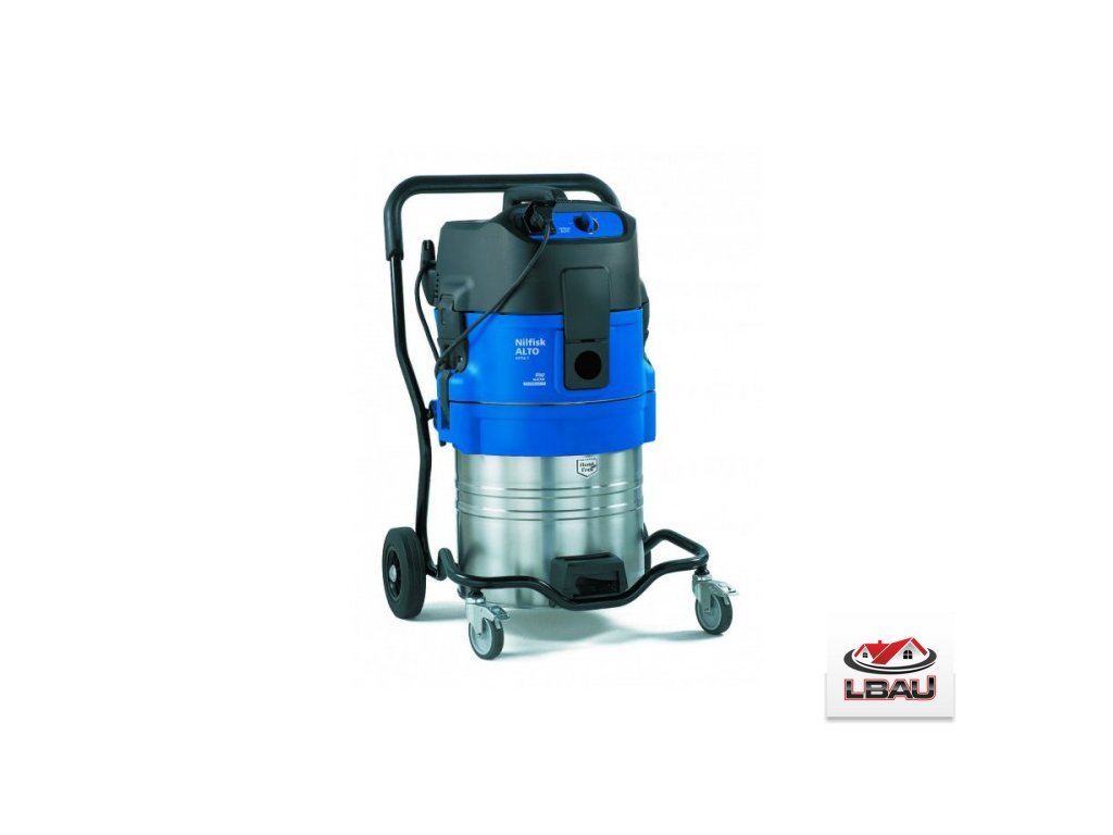 Nilfisk ATTIX 751-61 LIQUID VAC 302001529 - Priemyselný vysávač s vodným čerpadlom