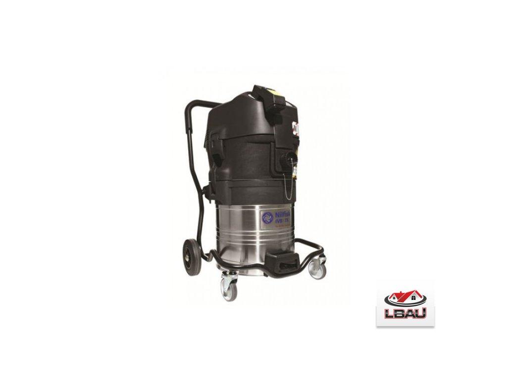 Nilfisk IVB 7-M B1 EU ATEX Z22 302001895 - Priemyselný mokrosuchý vysávač triedy ATEX Z22