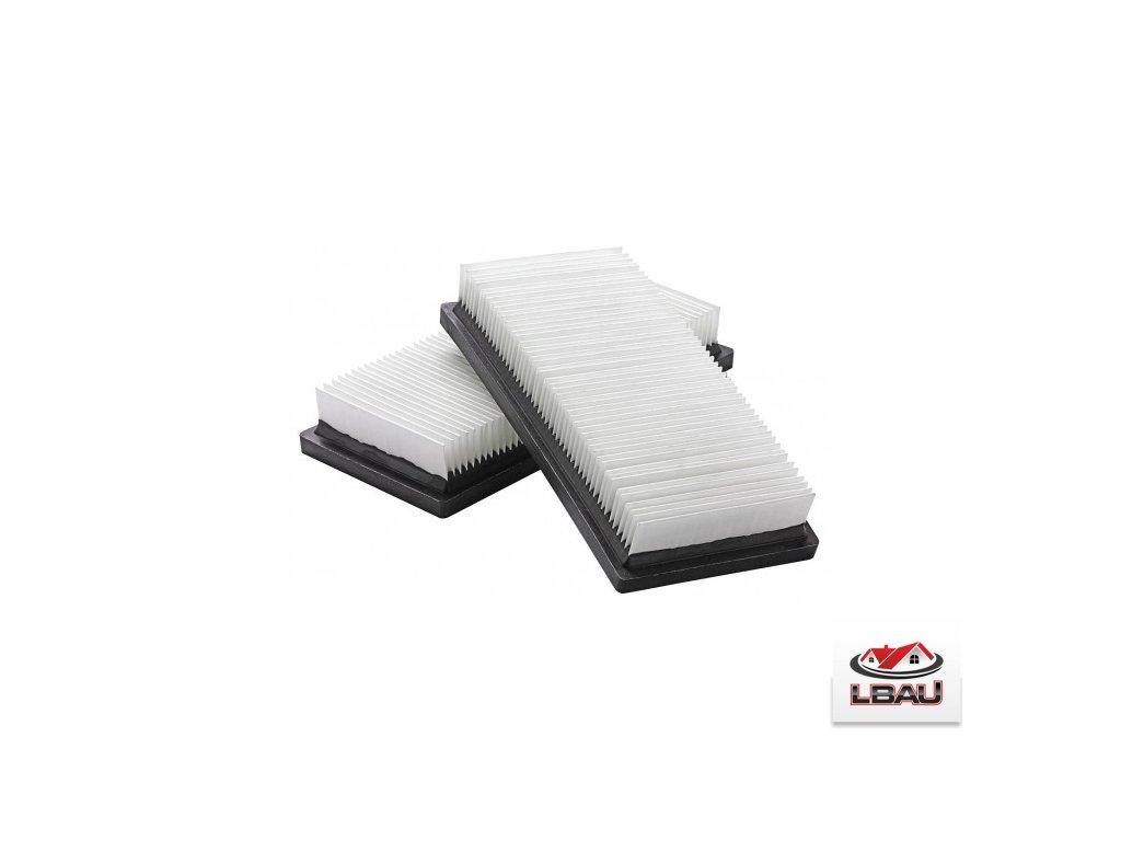 Filter plochý 302002842 do vysávačov Nilfisk Alto ATTIX 30,40,50 XC - automatický oklep