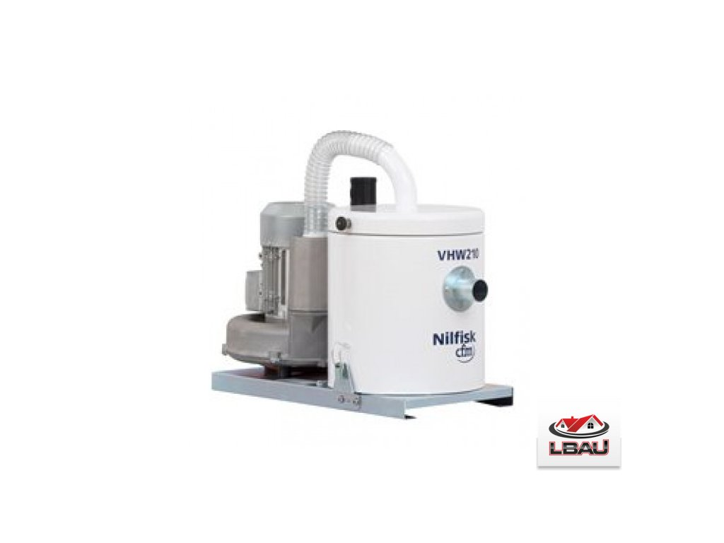 Nilfisk VHW200 AU 4041100384 - Priemyselný trojfázový vysávač