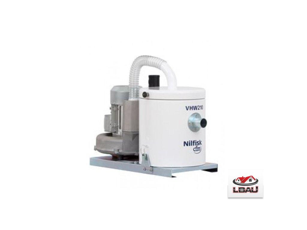 Nilfisk VHW210 T X 4041100389 - Priemyselný trojfázový vysávač