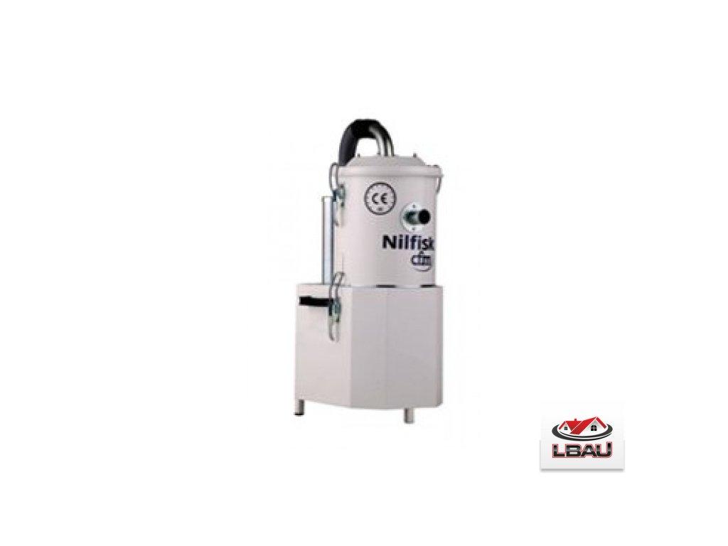 Nilfisk VHW211 AU 4041100397 - Priemyselný trojfázový vysávač s výstupným HEPA filtrom