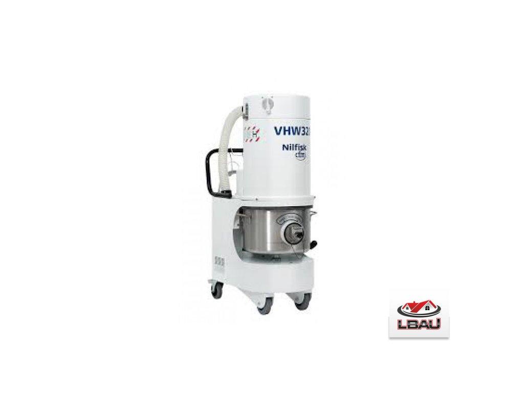 Nilfisk VHW320 HC 4041200382 - Priemyselný trojfázový bezpečnostný vysávač triedy H a AZBEST