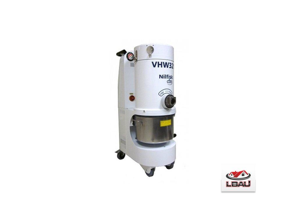 Nilfisk VHW321 MC Z22 4041200390 - Priemyselný trojfázový bezpečnostný vysávač triedy M do výbuchu Zóna 22 Z22