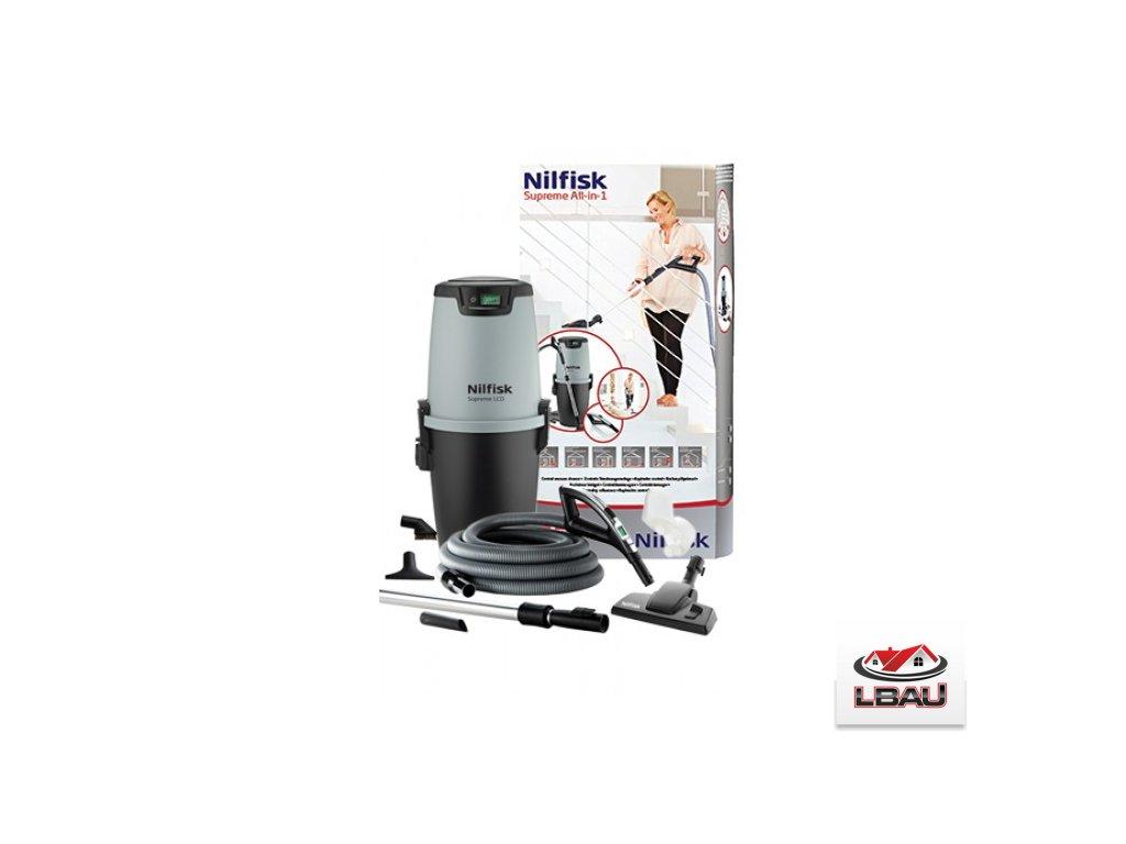Nilfisk ALL-IN-1 Supreme 150 DELUXE - Centrálny vysávač 42000502