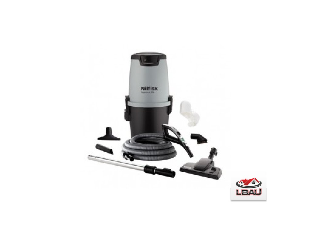 Nilfisk ALL-IN-1 Supreme 250 DELUXE - Centrálny vysávač 42000505
