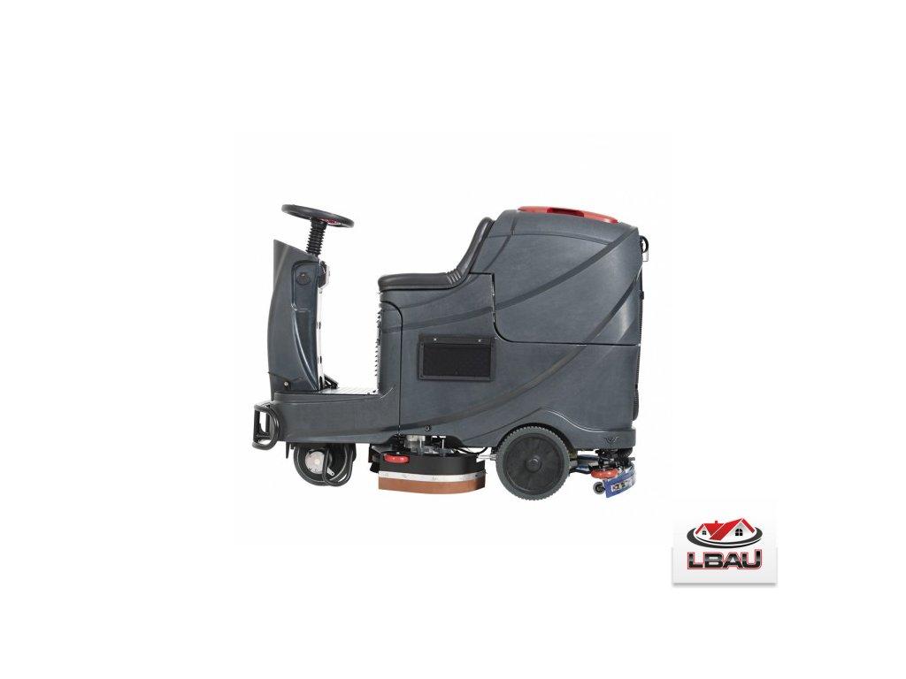VIPER AS710R 50000315 - Batériový podlahový čistiaci stroj so sediacou obsluhou