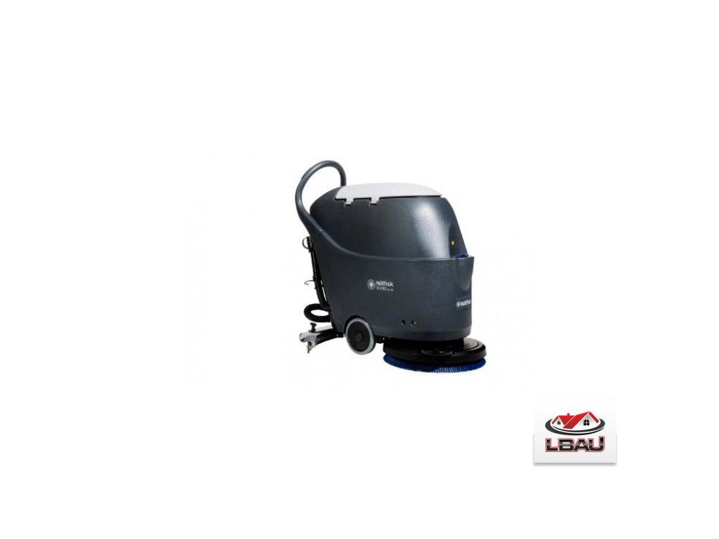 Nilfisk SC430 53B GO 50000334 - Batériový podlahový umývací stroj
