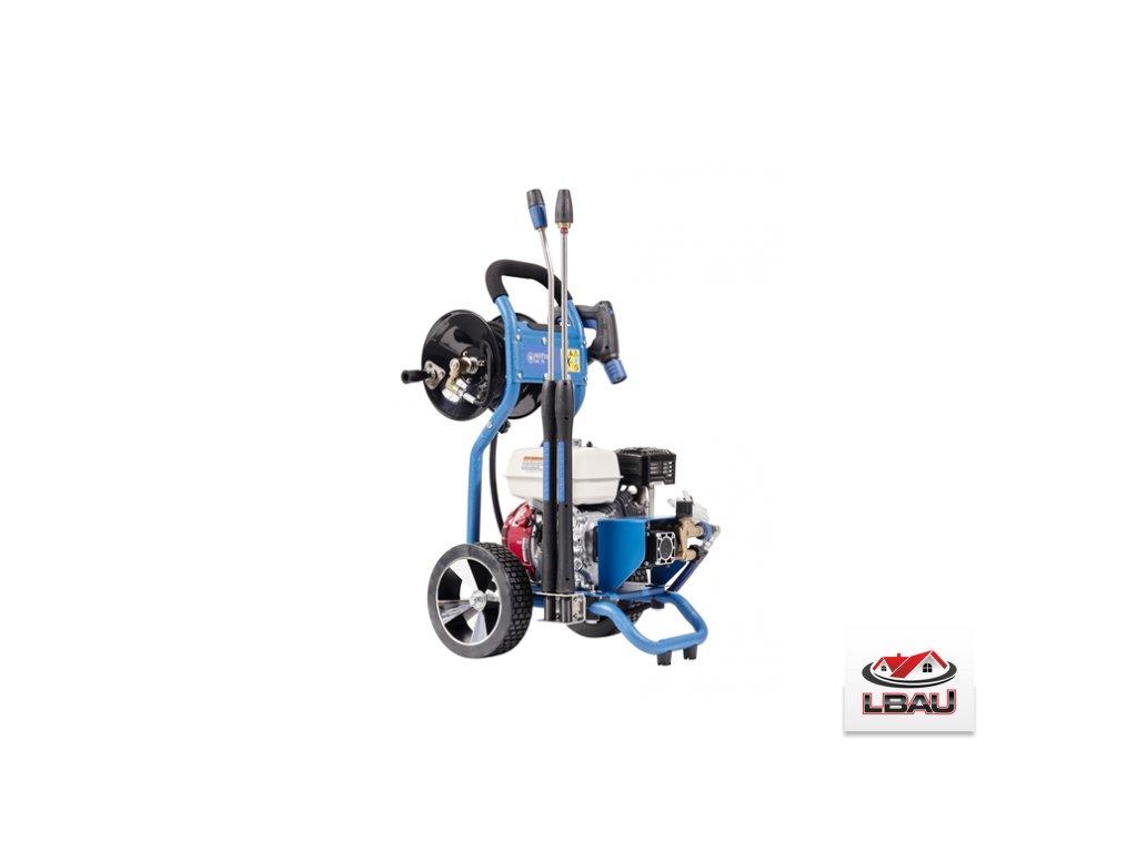 Nilfisk MC 4C-210/770 PE XT 106404535 - Benzínový vysokotlakový čistič WAP