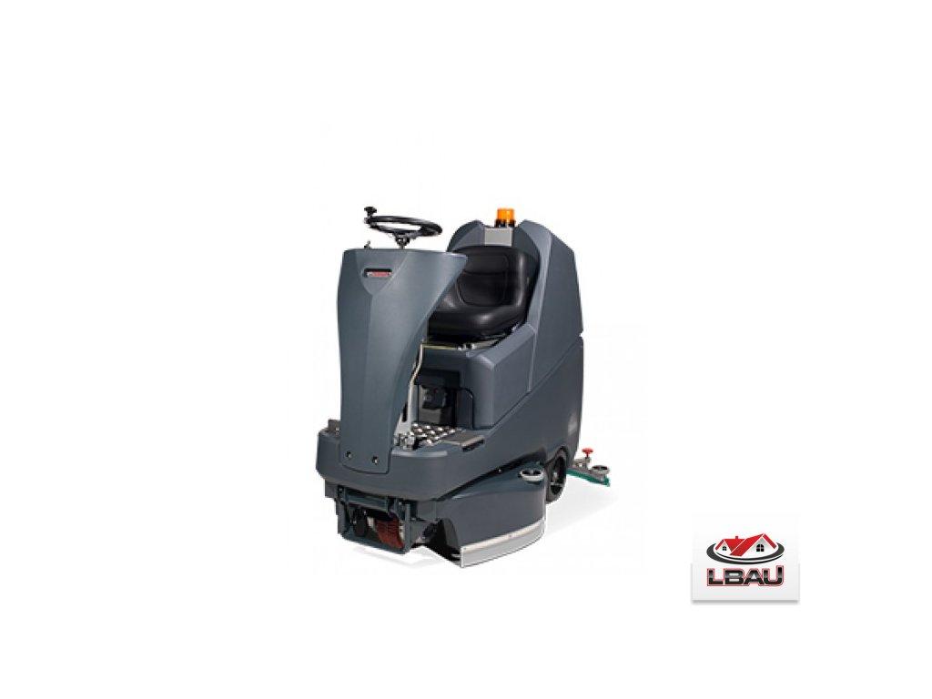 Numatic TTV678G Vario 400 - Batériový sedadlový podlahový čistiaci stroj TTV678-400