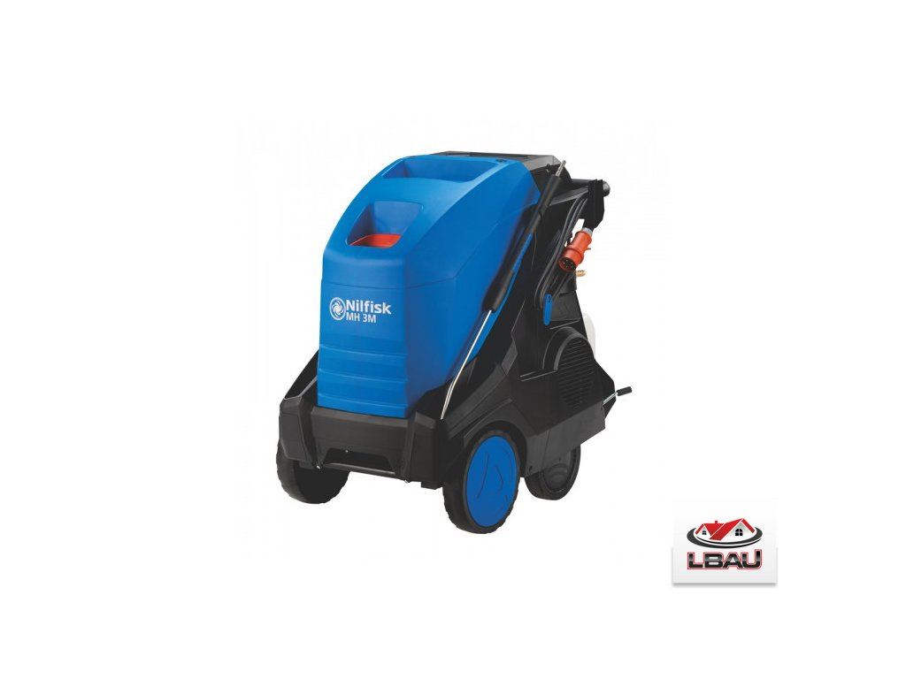 Nilfisk MH 3M-140/580 PA 107146895 - Mobilný vysokotlakový horúcovodný čistič WAP