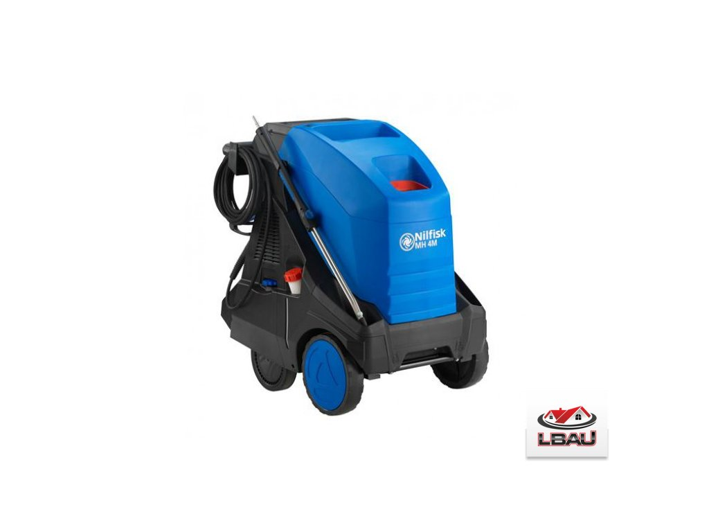 Nilfisk MH 5M-210/1100 PAX 107146950 - Mobilný horúcovodný vysokotlakový čistiaci stroj