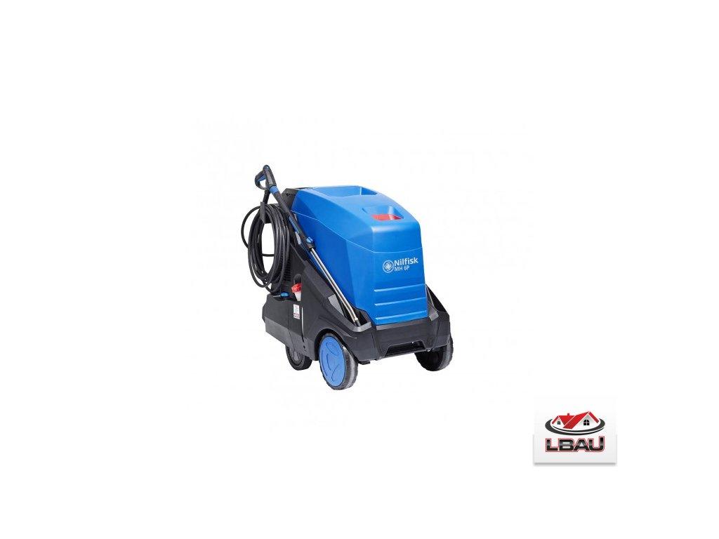 Nilfisk MH 6P-175/1250 FAX 107146963 - Mobilný horúcovodný vysokotlakový čistiaci stroj